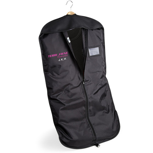 TERRI JAYNE BRANDED SUIT BAG