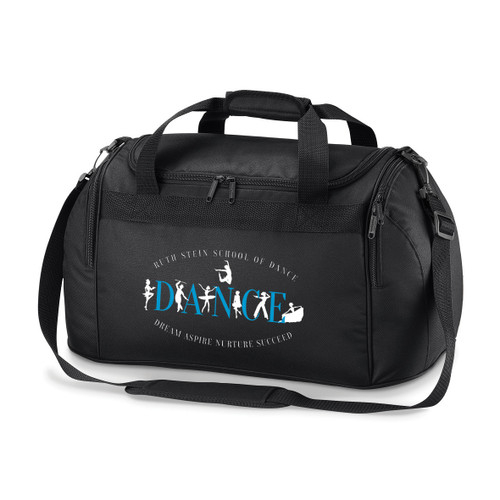 RUTH STEIN SCHOOL OF DANCE BRANDED HOLDALL (Black)
