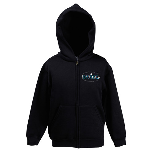 RUTH STEIN SCHOOL OF DANCE BRANDED HOODIE (Black)