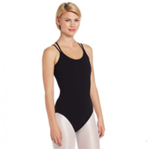 Cremona School of Dance Double Strap Camisole Leotard