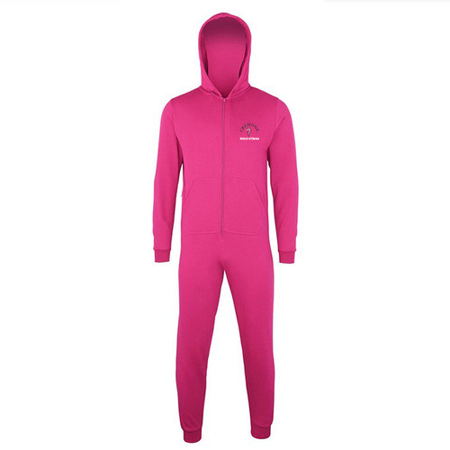 Cremona School of Dance Branded Onesie Mulberry