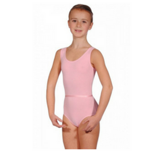 ESHER BALLET SCHOOL FREED 'AIMEE' PINK LEOTARD