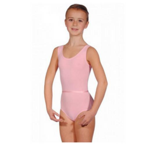 Esher Ballet School Aimee Pink Leotard