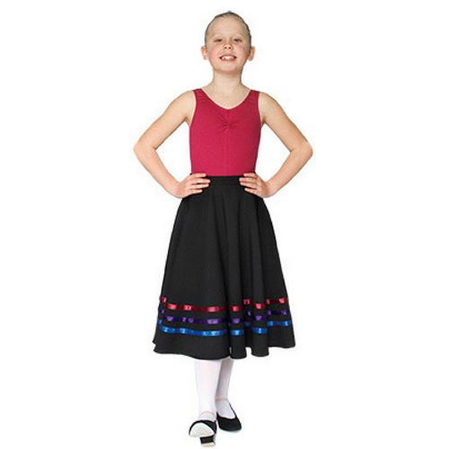 Sonya Nichols School of Dance RAD Character Skirt (Brights) Grade 3 +