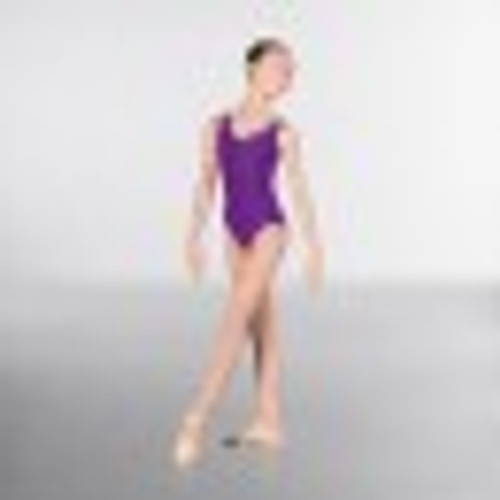 MOLESEY SCHOOL OF BALLET 'ANGELA' LEOTARD