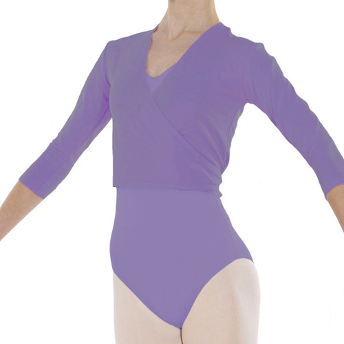 Horsham School of Dance Lavender Cotton Ballet Wrap
