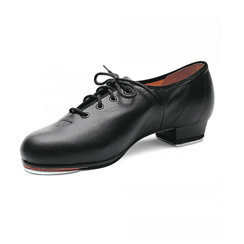 SURREY ACADEMY BLOCH LEATHER JAZZ TAP SHOE