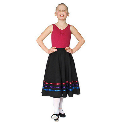 Surrey Academy RAD Character Skirt (Brights)