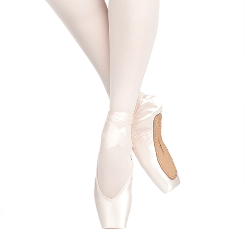 RUSSIAN POINTE 'RUBIN' POINTE SHOES (V-CUT)