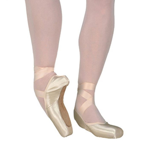 Russian Pointe Rubin Demi-Pointe (V-Cut)
