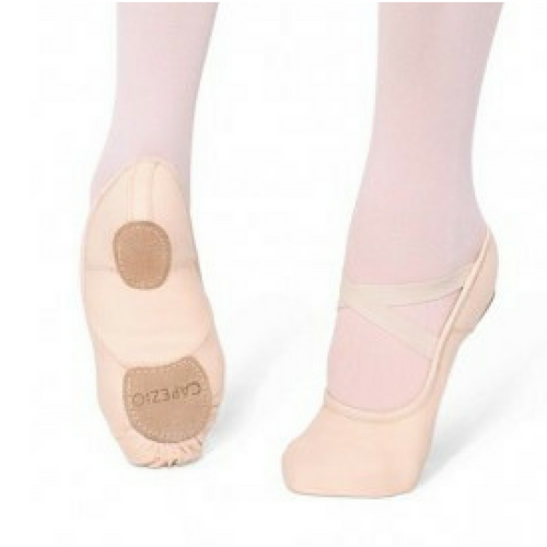 Arts Education Hanami Split Sole Canvas Pink Ballet Shoe