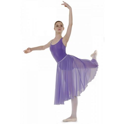 Little Ballerina RAD Lavander Chiffon Skirt