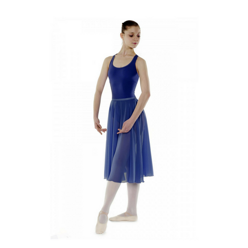 Little Ballerina RAD Royal Chiffon Skirt