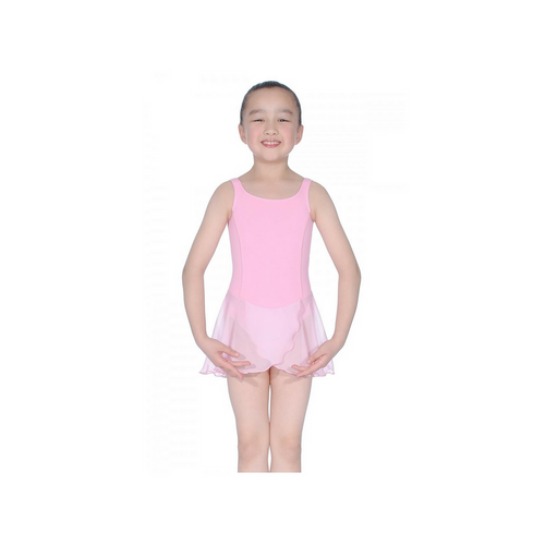 IDS RAD Sophia Pink Skirted Leotard