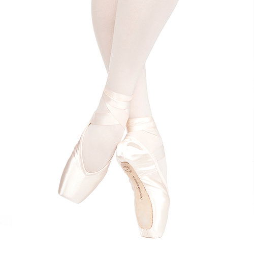 Russian Pointe Muse Pointe Shoes (V-Cut)