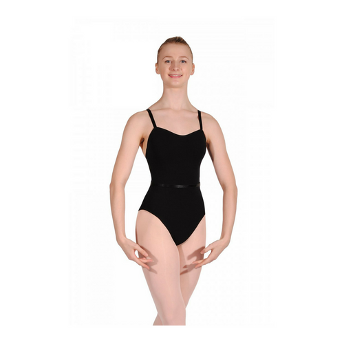 Freed Jane RAD Advanced Level Camisole Black Leotard