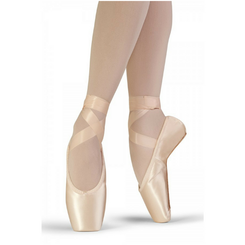 Bloch Synthesis (Full Sole Stretch Satin) Pointe Shoe