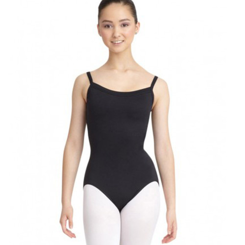 GSA Saturday School Camisole Leotard With Bra Tek