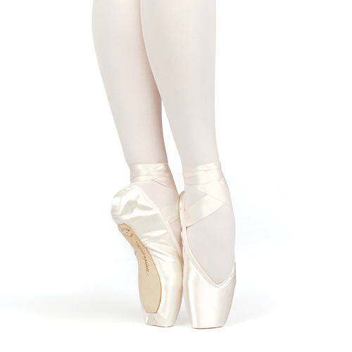 RUSSIAN POINTE 'BRAVA' POINTE SHOES (V-CUT)