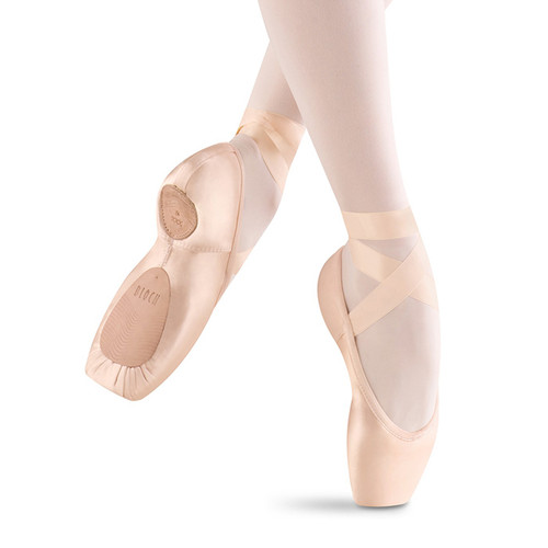 Bloch Dramatica Stretch Axis Split Sole Pointe Shoe