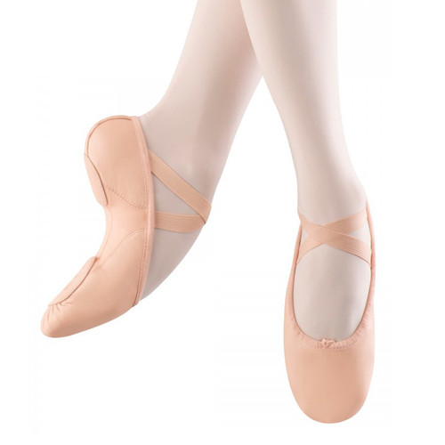 BLOCH 'PROFLEX' LEATHER BALLET SHOE