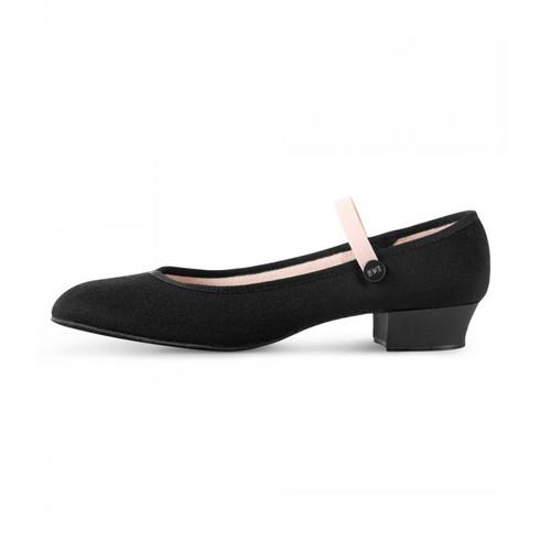 Bloch Accent RAD Low Heel Character Shoe