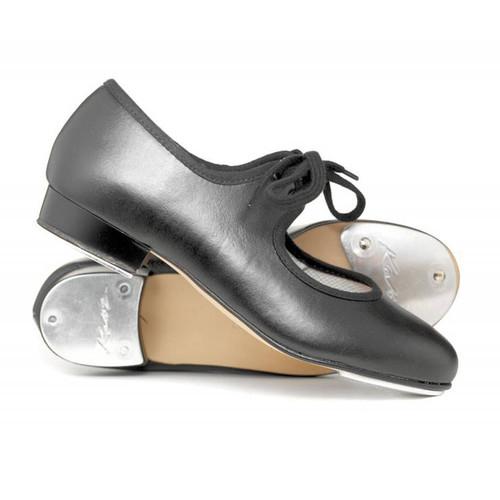 Katz PU Low Heel Toe & Heel Tap Fitted