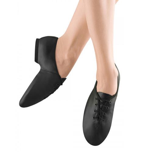 Bloch Ultra Flex Rubber Sole Jazz Shoe (Lace Up)