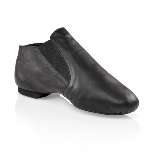 CAPEZIO JAZZ ANKLE BOOT RUBBER SOLE (Slip On Split)