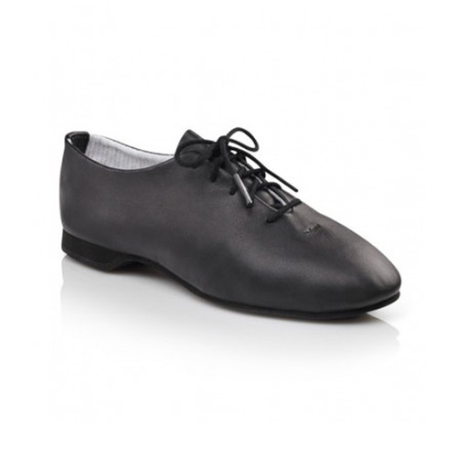Capezio Jazz Shoe Rubber Sole (Lace Up Full Sole)