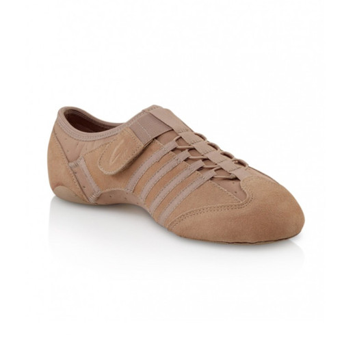Capezio Jag Jazz Shoe Rubber Sole (Slip On Split Sole)