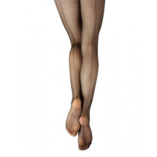 CAPEZIO STUDIO BASIC FISHNET WITH SEAM TIGHT