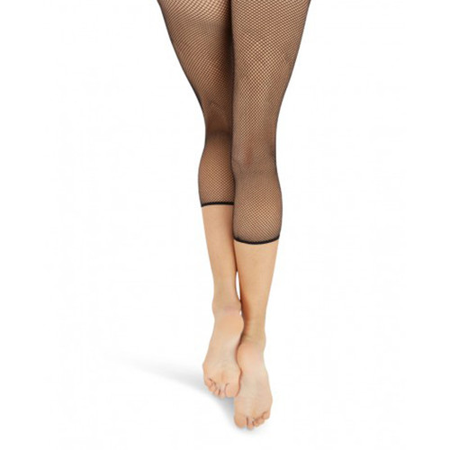 Capezio Studio Basic Capri Fishnet Tight