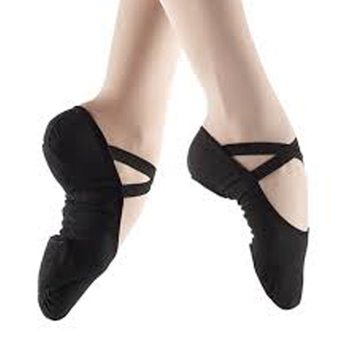 So Danca Split Sole Stretch Canvas Ballet Shoe (Pre Sewn)