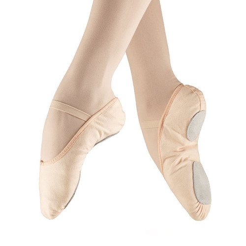 So Danca Split Sole Canvas Economy Ballet Shoe