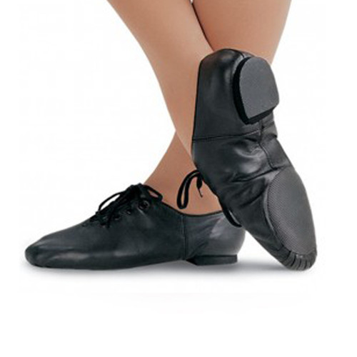 So Danca Split Sole Lace Up Jazz Shoe