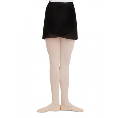 CAPEZIO GEORGETTE WRAP TIE SKIRT