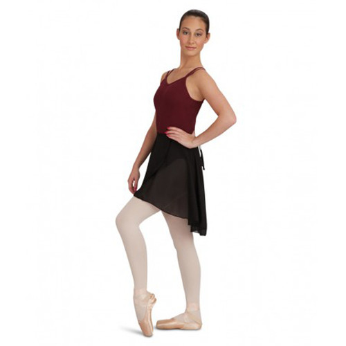 Capezio Full Sweep Wrap Tie Skirt