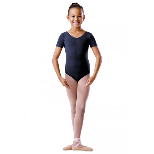 Bloch Short Sleeve Leotard