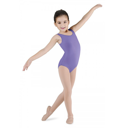 BLOCH 'DYNAMIC' TANK LEOTARD (Nylon/Spandex)