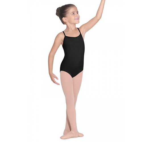 BLOCH 'PAREM' CAMI LEOTARD (Nylon/Spandex)