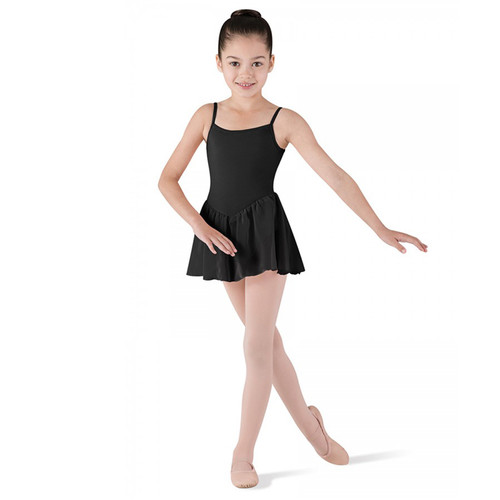 BLOCH 'BLOSSOM' CAMI LEOTARD WITH CHIFFON SKIRT