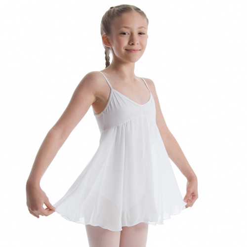 BLOCH 'JULIET' SKIRTED CAMI LEOTARD DRESS