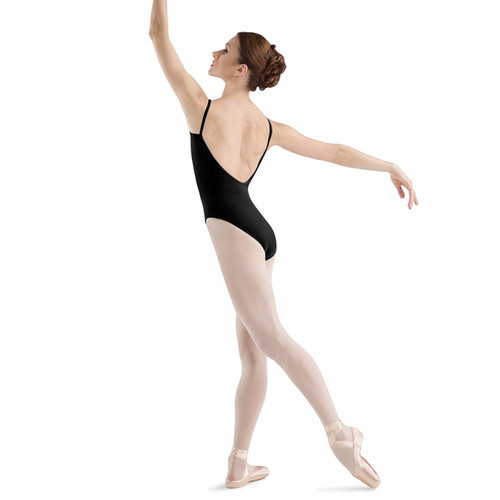 Bloch Sissone Lowback Round Front Cami Leotard