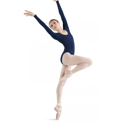 BLOCH 'PREMIER' BASIC LONG SLEEVED (Cotton/Spandex)
