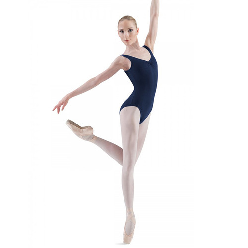 BLOCH 'ADAGIO' PINCH FRONT TANK LEOTARD