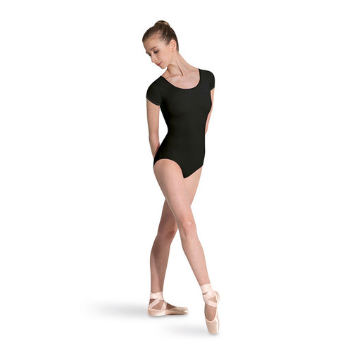 BLOCH CAP SLEEVED LEOTARD
