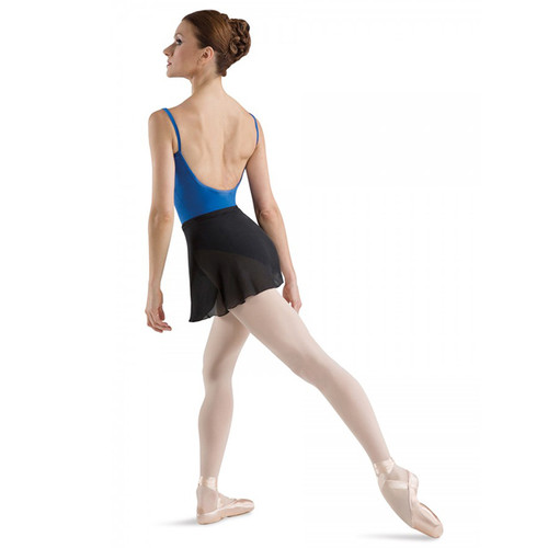 Bloch Georgette Professional Wrap Ballet Skirt