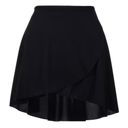 Freed Rehearse Polycrepe Wrap Around Skirt