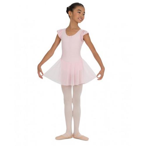 Capezio Flutter Sleeve Dress Child